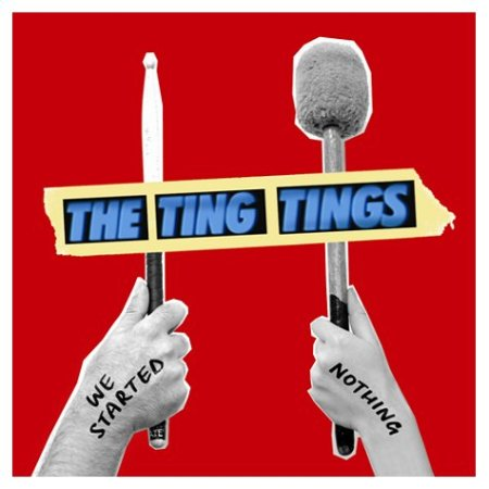 Guilty Pleasures - The Ting Tings - Shut up and let me go